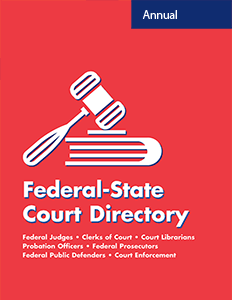 Federal-State Court Directory