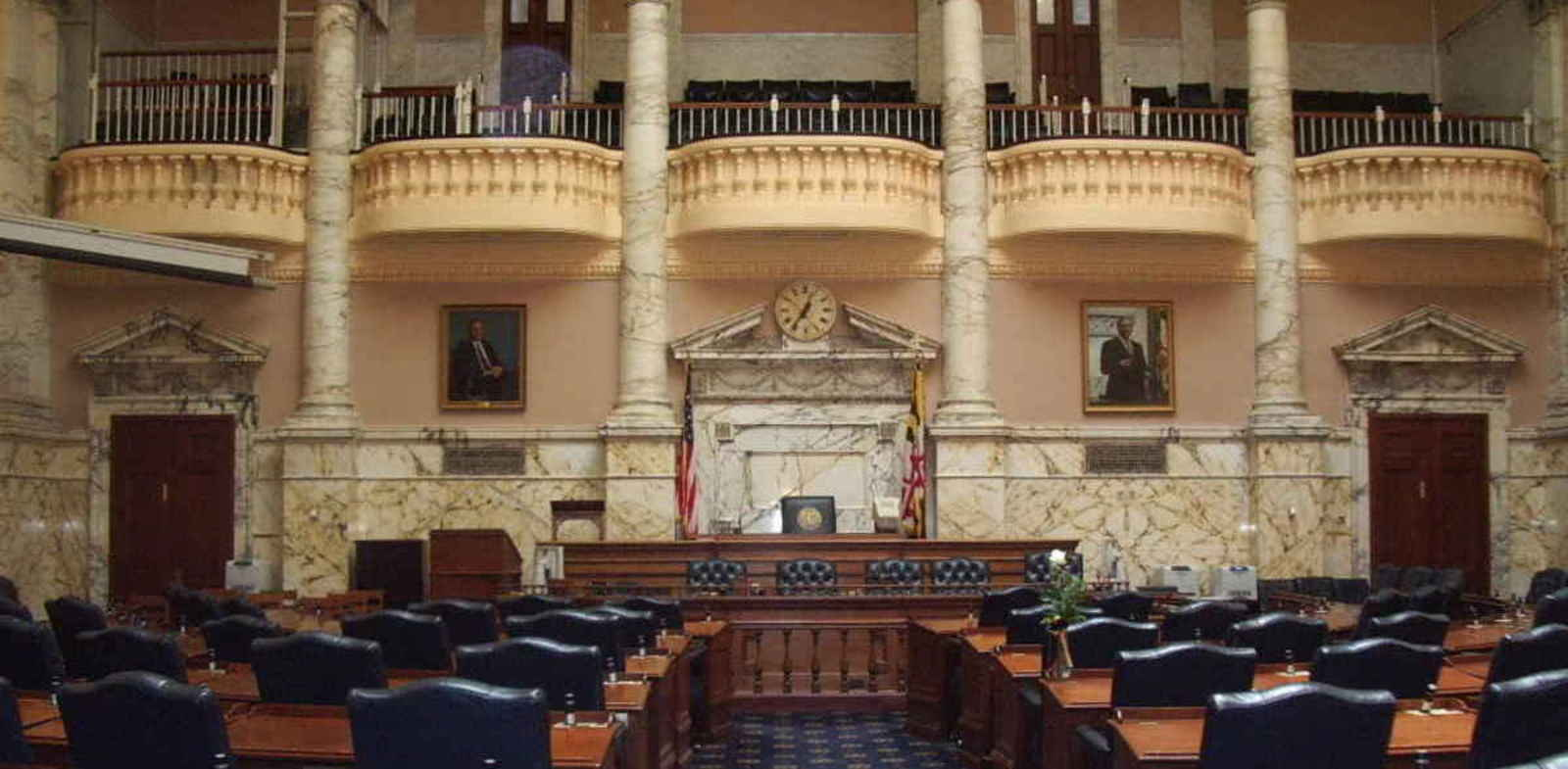 Possible Candidates for Maryland House Speaker
