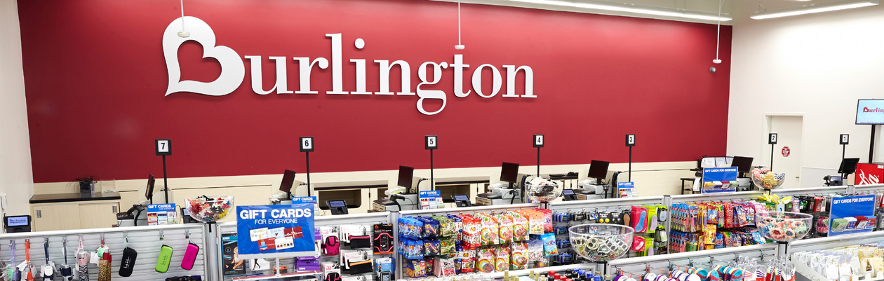 O'Sullivan Brings Off-Price Retail Experience to Burlington Stores