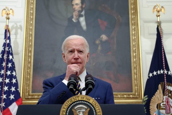 Joe Biden White House Atmosphere Is Transformed